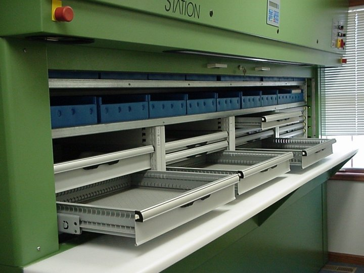 Vertical Carousels Horizontal Carousels Vertical Lifts In