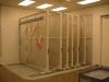 Art rack showing three dimensional art