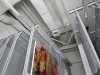 Art rack storage can be 14\'Tall