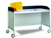 Mobile tables in your mailroom