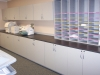 Modular millwork is very flexible in your mailroom