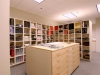 Resource library at an architectural firm in your mailroom