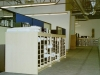 Plan storage - everything is modular and nothing is built in - take your mailroom with you when you move