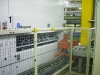 Integrated automated solutions for heavy duty storage using a carousel