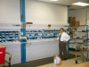 Vertical carousels in a pharmacy application
