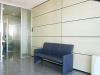 Demountable mobile walls with horizontal segments