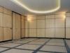 Demountable walls solid segmented demountable moveable walls