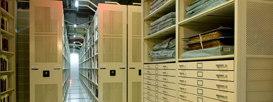 Museum Storage solutions