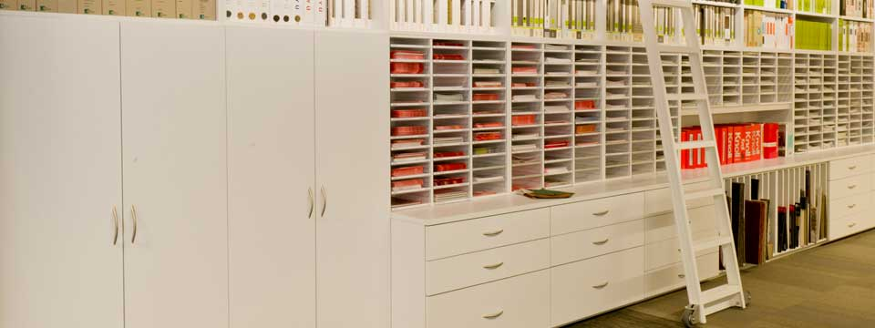 Mailroom Furniture Saves the Landfills