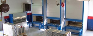 Vertical Lifts Part Storage Systems